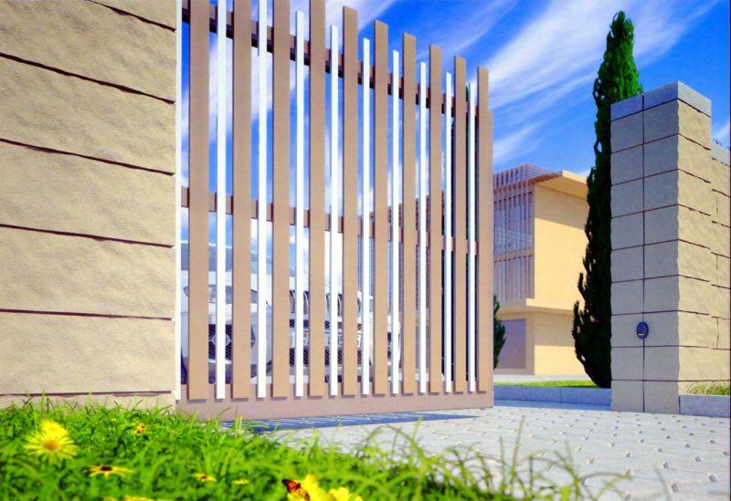 Откатные ворота ADS 400