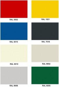 Стандартные цвета