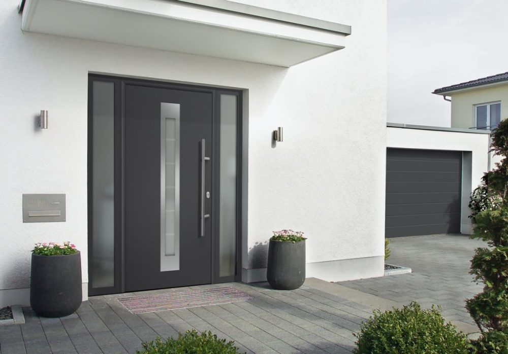 Входная дверь Thermo65 мотив 750F