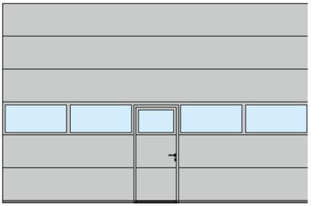 Промышленные ворота Hörmann серии SPU
